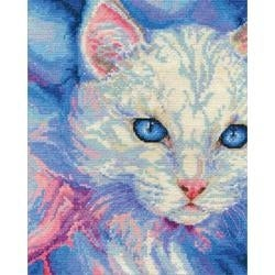 "8""X10"" 14 Count - Turkish Angora Counted Cross Stitch Kit"