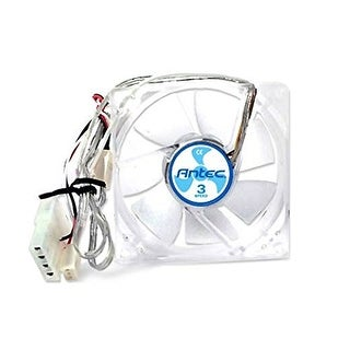 Antec Tricool 80Mm Cooling Fan With 3-Speed Switch