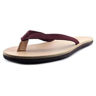 Brunello Cucinelli Caylie Men Open Toe Synthetic Flip Flop Sandal