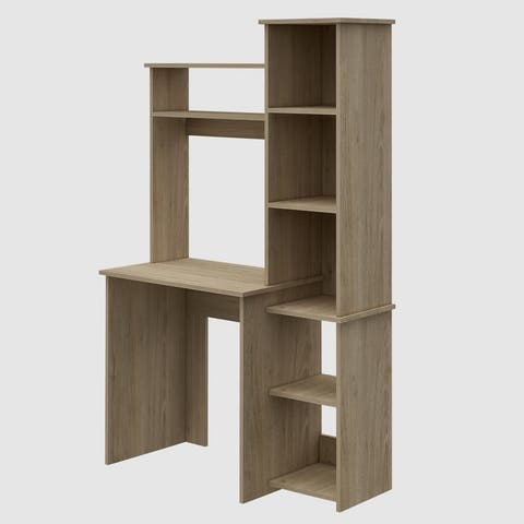 Lindon Desk with Hutch
