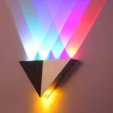 Modern Triangle 5W LED - Medium