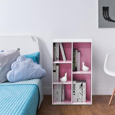 Porch & Den Hollygrove 5-cube Reversible Open Shelf