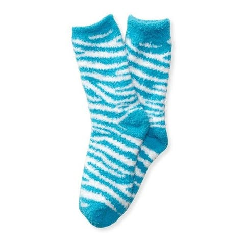 Aeropostale Womens Soft Striped Lightweight Socks - 9-11