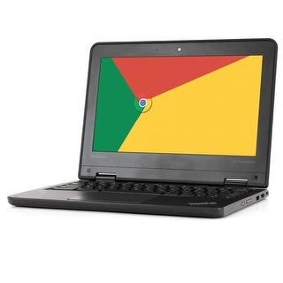 "Link to Lenovo ThinkPad 11e 11.6"" LED Chromebook Laptop - Acceptable - Black Similar Items in Laptops & Accessories"