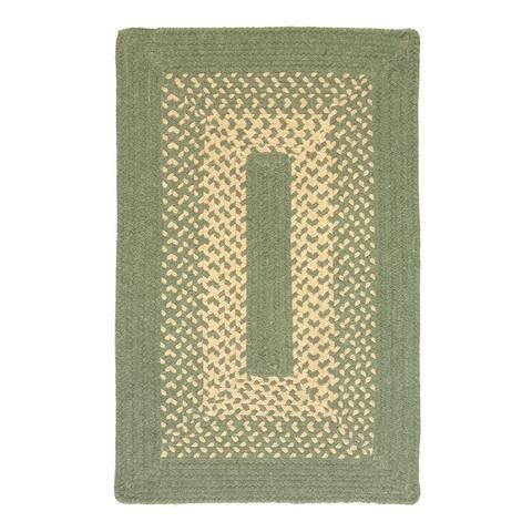 Colonial Mills Yucatan Wool Blend Indoor Braided Rug