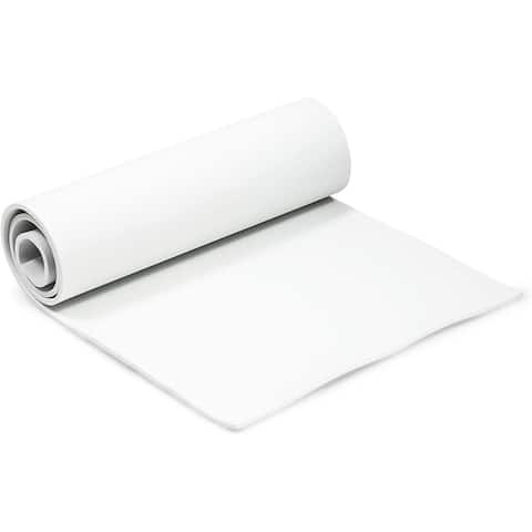 EVA Foam Sheet Roll (10mm, White)