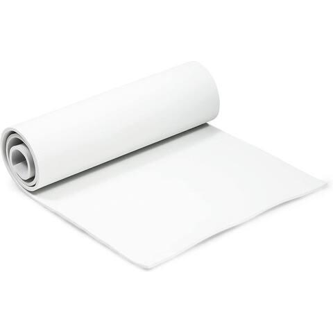 EVA Foam Sheet Roll (5mm, White)