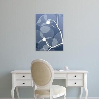 Easy Art Prints GraphINC Studio's 'Floral 2' Premium Canvas Art