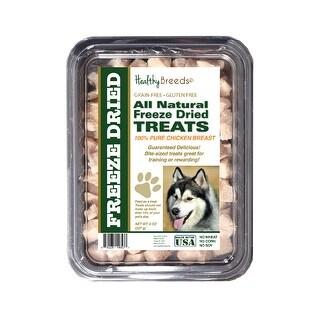 Healthy Breeds Siberian Husky Chicken Freeze Dried Treats
