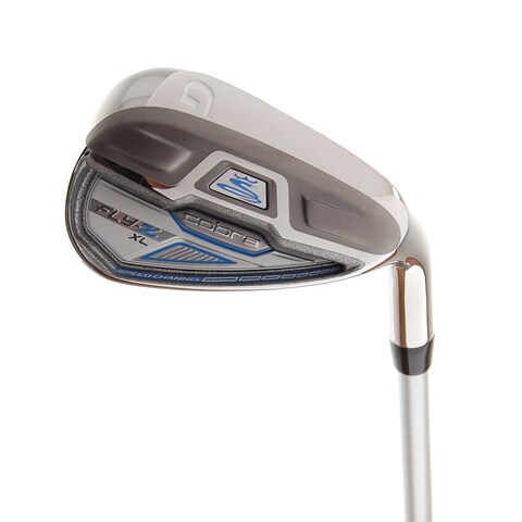 New Cobra Ladies Fly-Z XL (Blue) Gap Wedge Graphite 55g RH