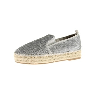 Steve Madden Womens Poppi Espadrilles Flatform (4 options available)