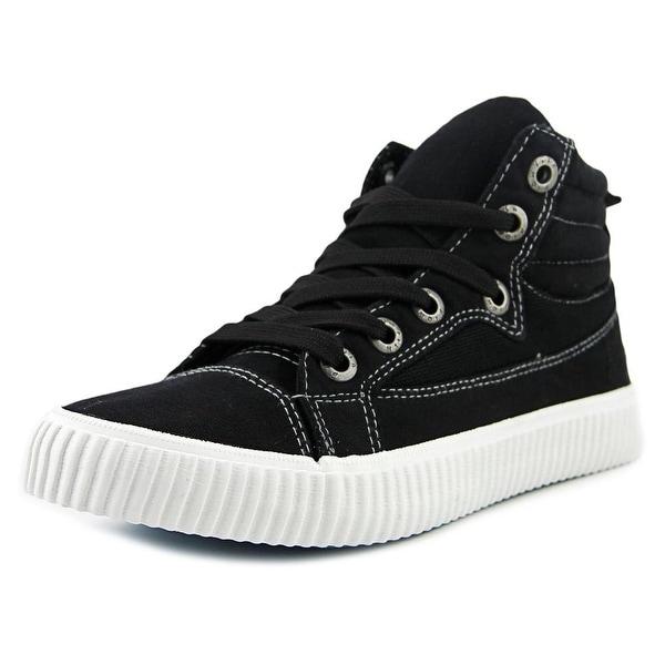 Blowfish Crawler Women US 7.5 Black Fashion Sneakers