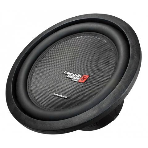 Vega Pro 1500 Watts Max 12-In Dual Voice Coil Subwoofer 4 Ohms / 750 Watts Power Handling