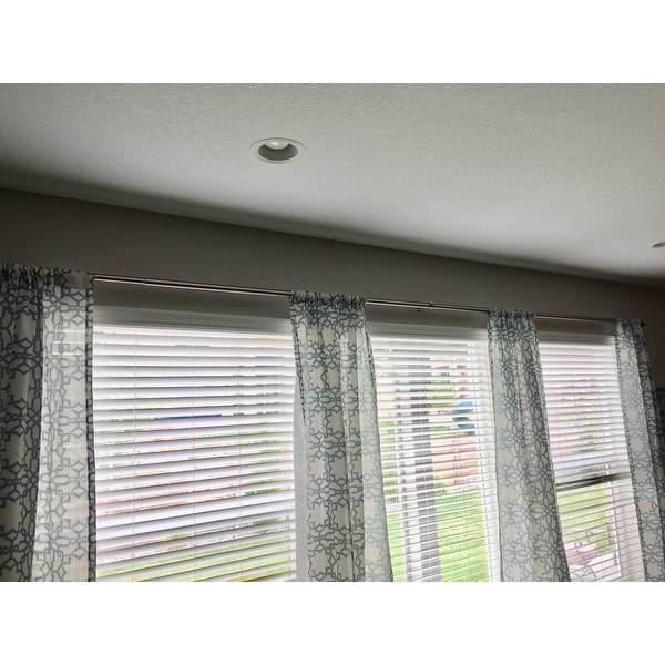 elegant pinterest two windows extra curtain net rod ideas one best gopelling plan on long rods