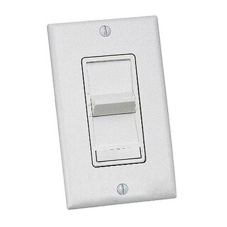 Craftmade CM-3SSC-3 Three Speed Fan Wall Control with Presets