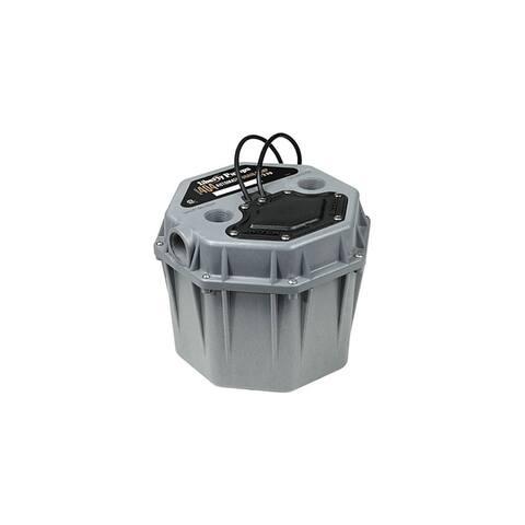 "Liberty Pumps 404L 1/3 HP Compact Remote Sink/Drain Pump System (2"") -"