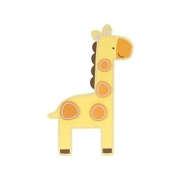 "Babies""R""Us Giraffe Wall Decor Wooden Nursery"