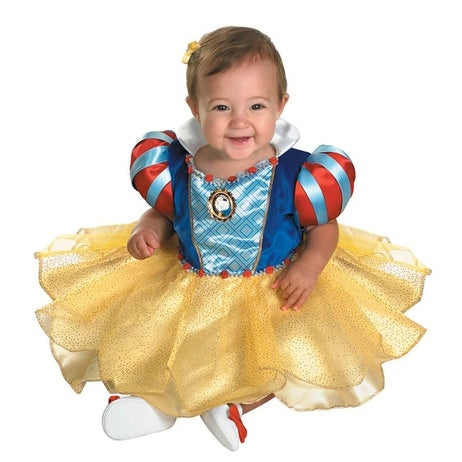 feef9039d Shop Kid's Snow White Infant Halloween Costume 12-18M - 12-18 Months - Free  Shipping On Orders Over $45 - Overstock - 14674557
