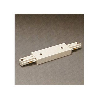PLC Lighting TR2130 Track Two-Circuit Straight Connector
