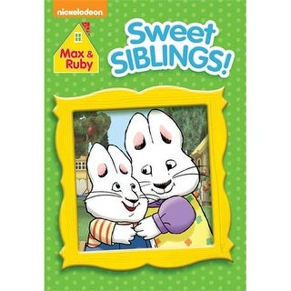 MAX & RUBY-SWEET SIBLINGS (DVD)