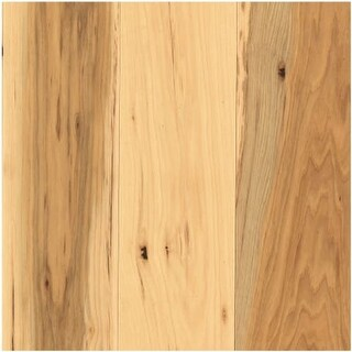 "Mohawk Industries BCS99-HIC 5"" Wide Solid Hardwood Flooring - Textured Hickory A"