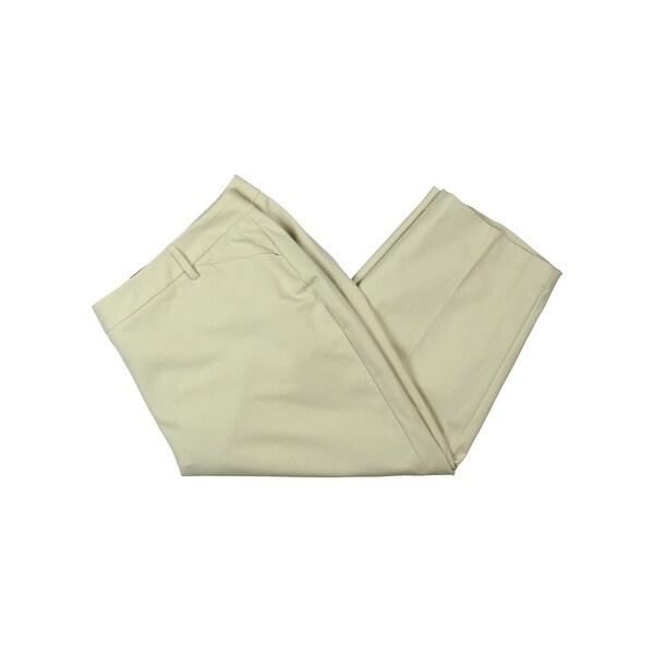 62b42cdd8c3 Shop Rafaella Womens Plus Capri Pants Curvy Fit Dressy - 20W - Free ...
