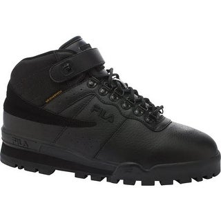 Fila Men's F-13 Weather Tech Black/Black/Black