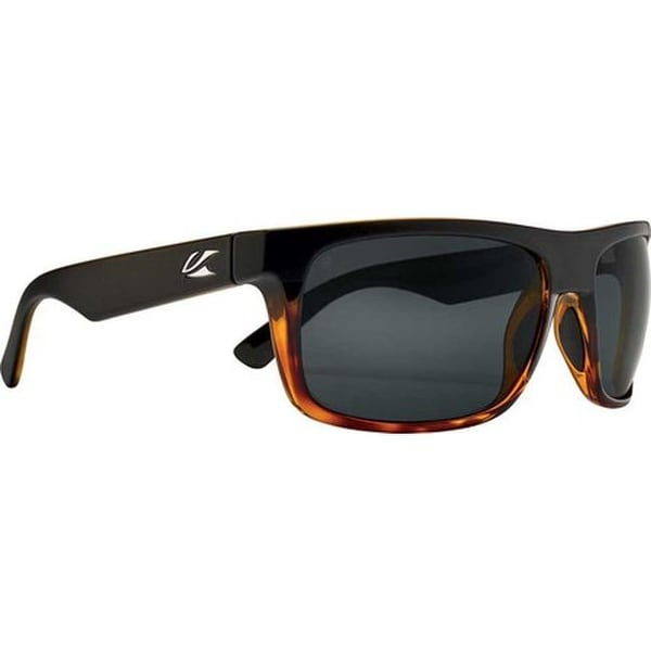 cc3f7e28c0 Kaenon Burnet Mid Polarized Sunglasses Matte Black Tortoise Grey - US One  Size (