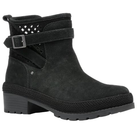 Muck Boot Liberty Ankle Waterproof Womens Boots Ankle - Black