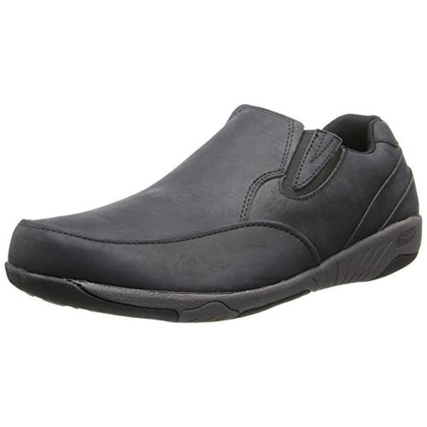 Propet Mens Ramsey Loafers Leather Work