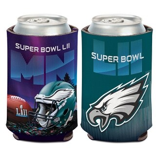 Philadelphia Eagles Super Bowl LII Bound 12oz. Can Cooler