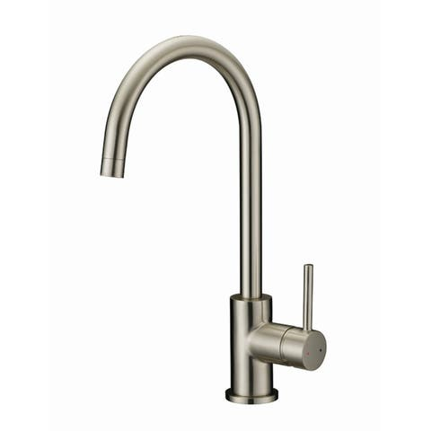 Design House 547737 Single Handle Kitchen Faucet -