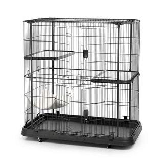 Prevue Pet Deluxe Cat Home - 3 levels - 7501
