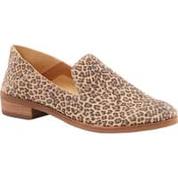 Lucky Brand Women's Cahill Loafer Sesame Suede