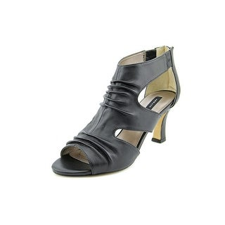 Array Sizzle   Open-Toe Leather  Mary Janes
