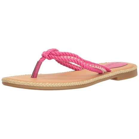 Sperry Womens Anchor Coy Open Toe Casual Slide Sandals