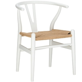 Link to Poly and Bark Weave Chair Similar Items in Dining Room & Bar Furniture