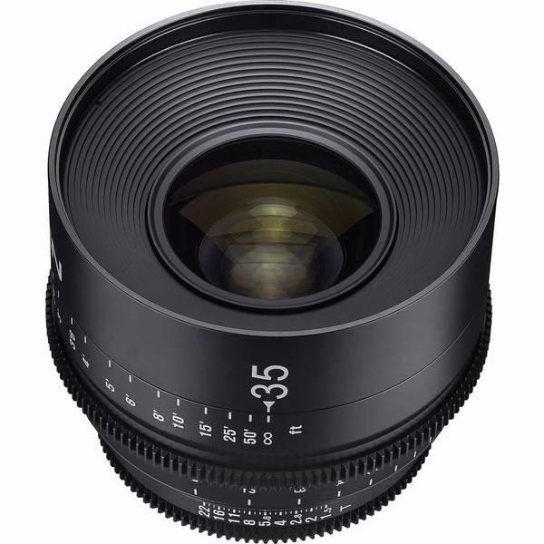Rokinon Xeen 35mm T1.5 Lens for Canon EF Mount - black