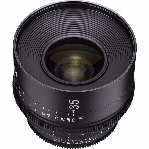 Rokinon Xeen 35mm T1.5 Lens for PL Mount - black