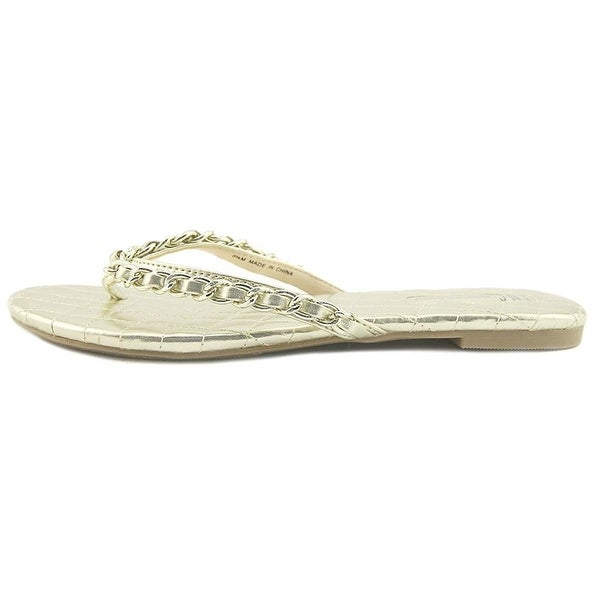 INC International Concepts Womens Maceo Open Toe Casual