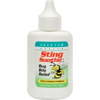 Quantum Sting Soothe Bug Bite Relief - 1 fl oz - 4 Pack