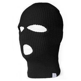 TopHeadwear 3-Hole Ski Face Mask Balaclava