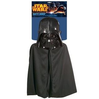 Rubies Darth Vader Child Costume Kit - Black