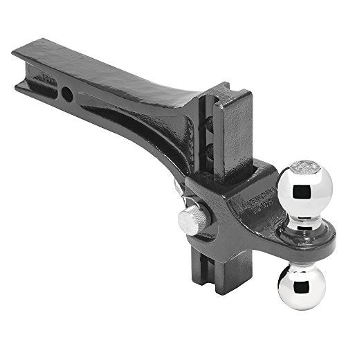 Pro Series 63071 Ball Mount Hitch - Black