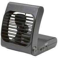Maxam Battery Powered Portable Fan