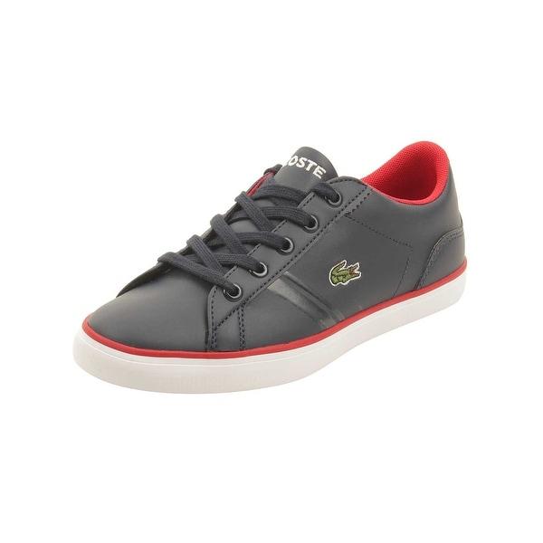 bdfe2e3c6d8e3f Shop Lacoste Toddler Lerond 218 2 Sneaker - Free Shipping Today ...