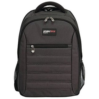 "Mobile Edge Mebpsp5 Smartpack 15.6"" Backpack - Charcoal"