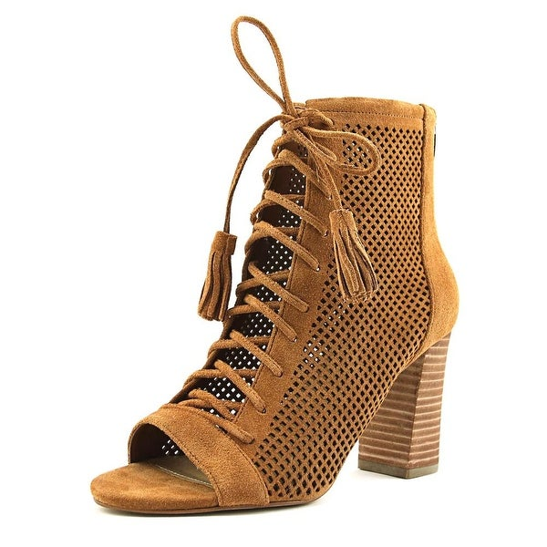 Marc Fisher Shaini Women Medium Brown Boots