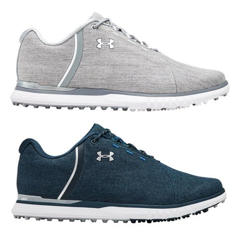 2020 Under Armour Women Fade SL Sunbrella Spikeless Golf Shoes