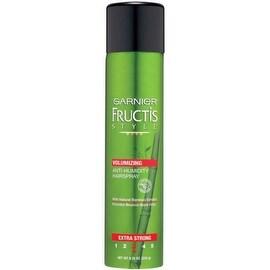 Garnier Fructis Style Volumizing Anti-Humidity Hairspray Extra Strong 8.25 oz